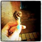 tiny chocolates
