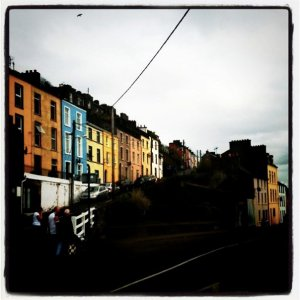 seaside town of Cobh