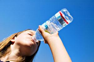 Water. Drink it